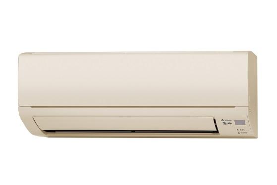 【最安値挑戦中!最大34倍】ルームエアコン 三菱 MSZ-GV2519(T) 霧ヶ峰 GVシリーズ 単相100V 15A 2.5kW 室内電源 8畳程度 ブラウン ※受注生産品 [■§]
