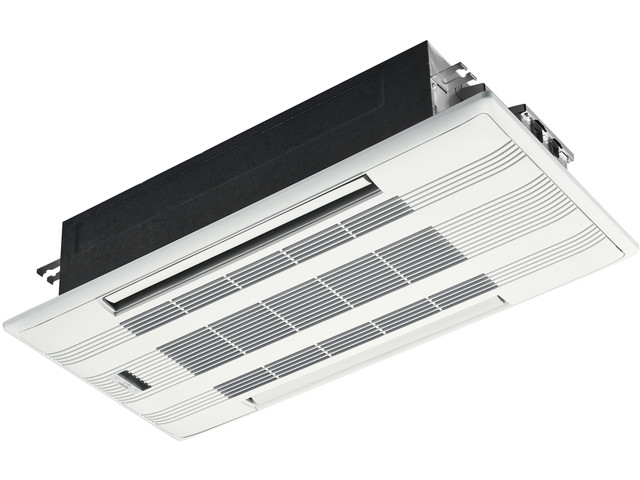 【最安値挑戦中!最大25倍】ハウジングエアコン 三菱 MLZ-W5017AS 2方向天井カセット形 16畳程度 単相200V [♪Å]