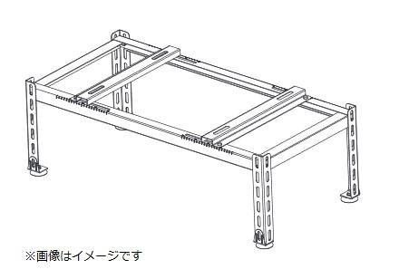 【最大44倍スーパーセール】ハウジングエアコン 部材 三菱 MAC-519KD 室外ユニット用部品 一段架台 [Å]