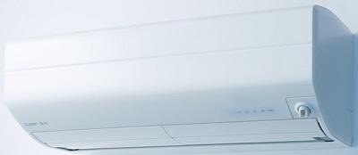 【最安値挑戦中!最大25倍】ルームエアコン 三菱 MSZ-HXV2520(W) HXVシリーズ 寒冷地 ズバ暖 霧ヶ峰 単相100V 20A 室内電源 8畳 ピュアホワイト [■]