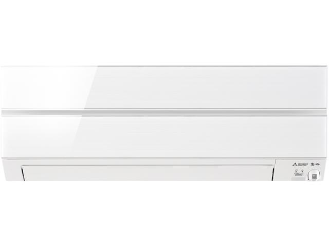 【最安値挑戦中!最大33倍】ルームエアコン 三菱 MSZ-AXV2518-W 霧ヶ峰 AXVシリーズ 単相 100V 15A 8畳程度 パウダースノウ [■]