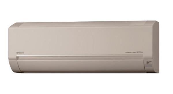 【最安値挑戦中!最大34倍】ルームエアコン 日立 RAS-BJ22H(C) 壁掛形 BJシリーズ 単相100V 15A 室内電源タイプ 冷暖房時6畳程度 シャインベージュ [♪]