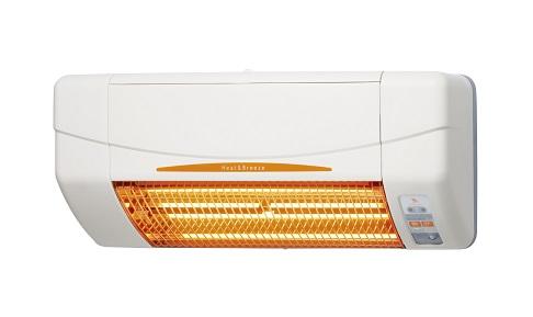 【最安値挑戦中!最大25倍】高須産業 涼風暖房機 SDG-1200GBM 浴室用モデル 防水仕様 100V 電源コード(棒端子接続)タイプ [■]