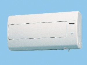 【最安値挑戦中!最大23倍】換気扇 パナソニック FY-16ZJE1-W 気調・熱交換形 壁掛形・1パイプ式 排湿形 電気式シャッター 寒冷地用 [◇]