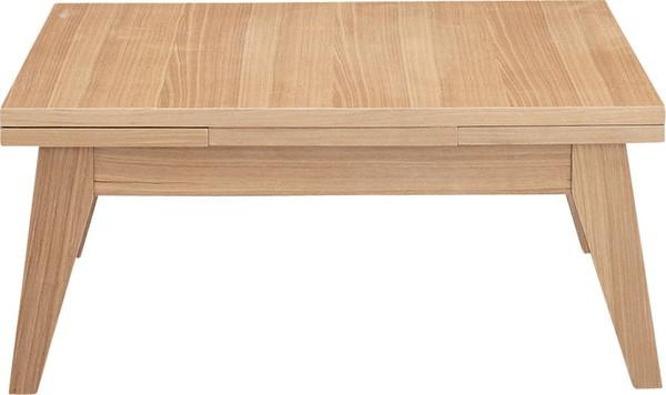 【最安値挑戦中!最大24倍】東谷 CPN-107NA コパン エクステンションテーブルS W80(130)×D50×H36 [♪]
