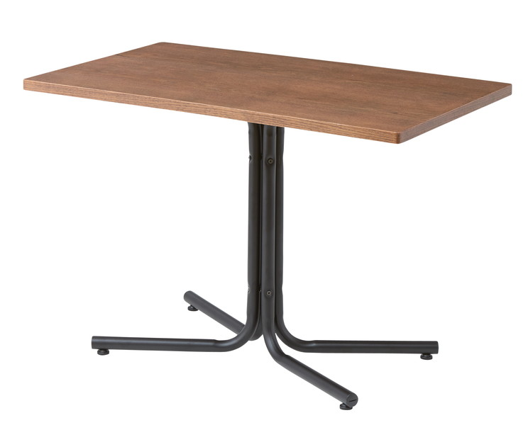 【最安値挑戦中!最大25倍】東谷 END-224TBR ダリオ カフェテーブル W100×D60×H67 [♪]