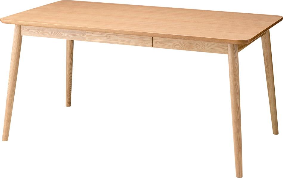 【最安値挑戦中!最大34倍】東谷 HOT-540NA ヘンリー ダイニングテーブル W150×D80×H72 [♪]
