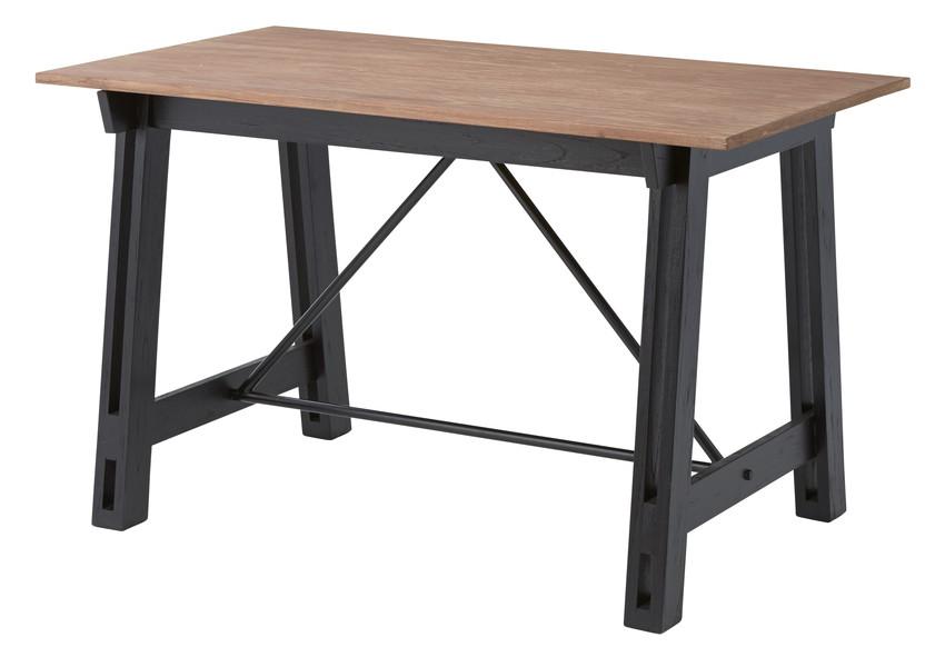 【最安値挑戦中!最大24倍】東谷 NW-852T ダイニングテーブル W120×D70×H72 [♪]