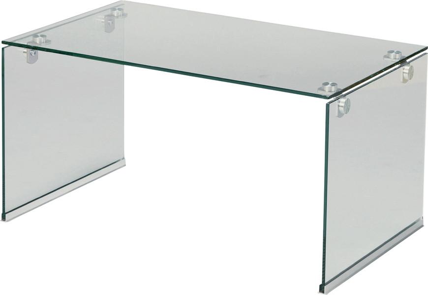 【最安値挑戦中!最大34倍】東谷 PT-28CL ガラステーブルS W76×D45×H39 [♪]