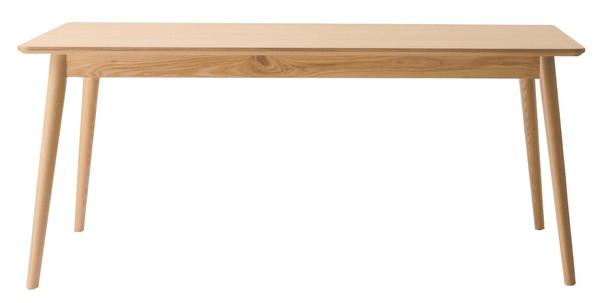 【最安値挑戦中!最大25倍】東谷 RTO-883TNA リズ ダイニングテーブル W160×D75×H69 [♪]