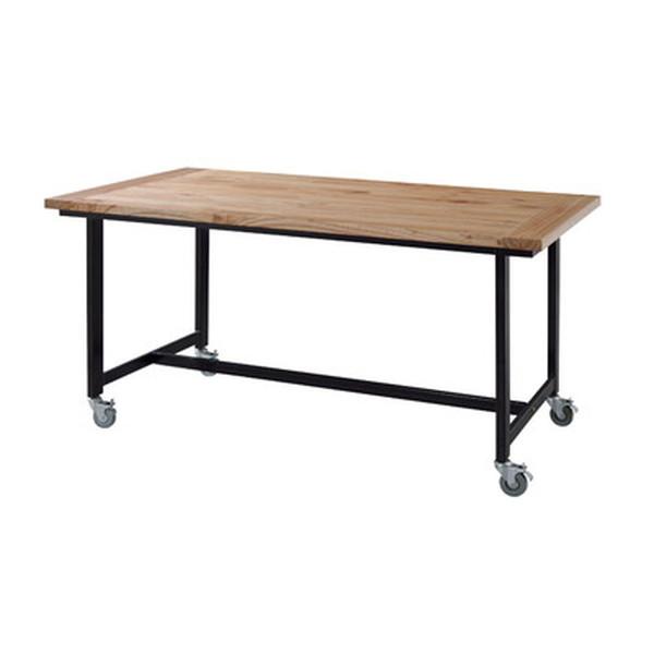 【最安値挑戦中!最大34倍】東谷 GUY-673 ダイニングテーブル W150×D80×H72 [♪]
