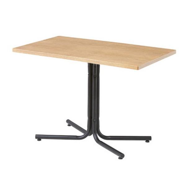 【最安値挑戦中!最大34倍】東谷 END-224TNA ダリオ カフェテーブル W100×D60×H67 [♪]