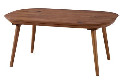 【最安値挑戦中!最大25倍】東谷 KT-106 こたつテーブル W90×D60×H41 組立 [♪]