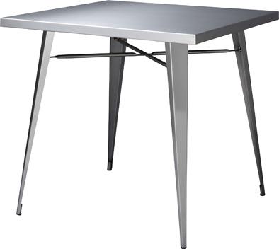 【最安値挑戦中!最大34倍】東谷 STN-337 ダイニングテーブル W81.5×D81.5×H72cm 組立 [♪]
