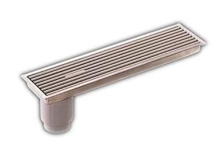 【最大44倍お買い物マラソン】浴室排水ユニット TOTO EWB622P (樹脂製グレーチング)非防水層タイプ(横引きトラップ)x 150角タイル用 [■]