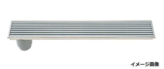 【最大44倍お買い物マラソン】浴室排水ユニット INAX PBF-TM3-75Y トラップ付排水ユニット(出入り口段差解消用) 非防水層タイプ 横引きトラップ [□]