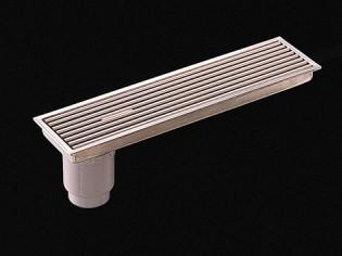 【最安値挑戦中!最大33倍】浴室排水ユニット TOTO EWB622P (樹脂製グレーチング)非防水層タイプ(横引きトラップ)x 150角タイル用 [■]