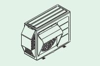 【最安値挑戦中!最大23倍】エコキュート 部材 コロナ CHP-BC3 防雪カバー [■]