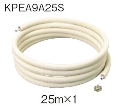 【最安値挑戦中!最大34倍】エコキュート部材 ダイキン KPEA9A25S 金属強化ポリエチレン管(呼び13、保温材t10)25m×1 [▲]