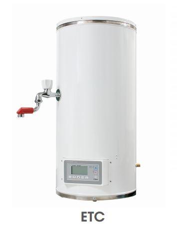 【最安値挑戦中!最大24倍】小型電気温水器 イトミック ETC90BJS115B0 ETCシリーズ 単相100V 1.5kW 貯湯量90L 開放式 [■§]