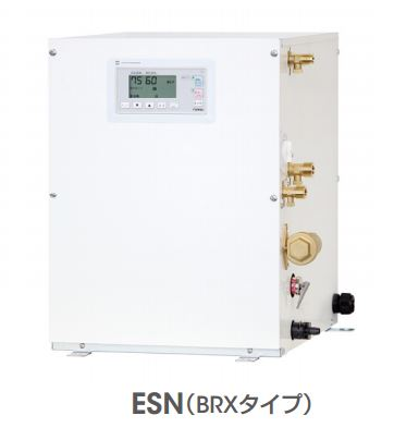 【最安値挑戦中!最大34倍】小型電気温水器 イトミック ESN30B(R/L)X220C0 ESNシリーズ 適温出湯タイプ(37℃) 単相200V 2.0kW 貯湯量30L 密閉式 操作部B [■§]
