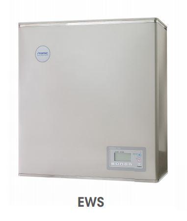 【最安値挑戦中!最大25倍】小型電気温水器 イトミック EWS40CNN115C0 EWSシリーズ 単相100V 1.5kW 貯湯量40L 開放式 受注生産品 [■§]