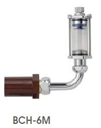 【最安値挑戦中!最大34倍】小型電気温水器 膨張水排出装置 イトミック 配管部材 BCH-6M BCH-Mシリーズ 密閉式 流し(耐熱塩ビ管20A)用 BCH本体+耐熱インサートバルブソケット [▲§]
