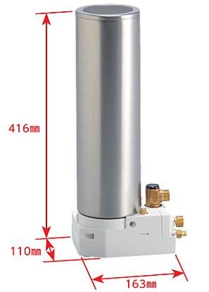 最安値挑戦中 最大25倍 魔法びん電気即湯式 TOTO REQ02ASL4 キャビネット据え置きタイプ 先止め式 約1 5L4Rj5A3L