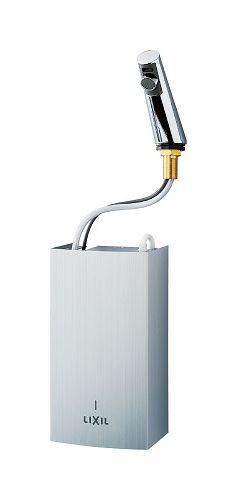 【最安値挑戦中!最大25倍】ゆプラス INAX EAAM-200CEV1 住宅向け 加温自動水栓 瞬間加温機能付 100Vタイプ 飲用可 排水栓なし [□]