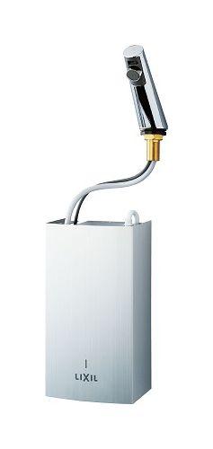 【最安値挑戦中!最大34倍】ゆプラス INAX EAAM-200CEV2 住宅向け 加温自動水栓 瞬間加温機能付 200Vタイプ 飲用可 排水栓なし [□]