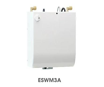 【最安値挑戦中!最大34倍】小型電気温水器 イトミック ESWM3AFG106B0 単相100V 0.6kW 貯湯量3L 元止め タイマーなし [■§]