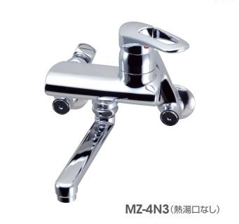 【最安値挑戦中!最大34倍】ワンレバー式混合水栓 イトミック MZ-4N3 まぜまぜ MZ-N3シリーズ 壁掛型湯沸器EWシリーズ専用 埋め込み配管 [▲§]