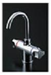【最安値挑戦中!最大34倍】電気温水器部材 TOTO TLS21-1E 元止め式台付2ハンドル13(電温) 電気温水器専用湯水混合栓[■]