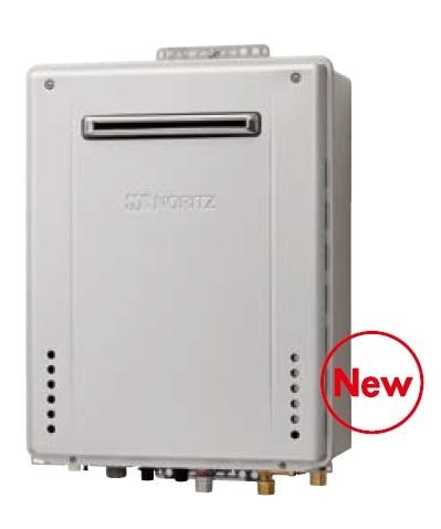 【最安値挑戦中!最大34倍】ガスふろ給湯器 ノーリツ GT-CP2062SAWX-PS BL リモコン別売 設置フリー形 ユコアGT シンプル(オート) PS標準設置形 20号 [♪◎]