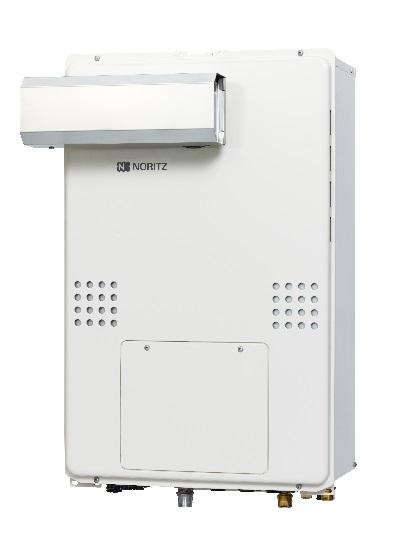 【最安値挑戦中!最大25倍】ガス温水暖房付ふろ給湯器 ノーリツ GTH-C1660SAW3H-L BL  2温度/3P内蔵 PSアルコーブ設置形 16号 リモコン別売 [♪◎]