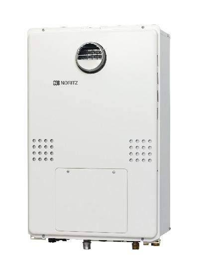 【最安値挑戦中!最大25倍】ガス温水暖房付ふろ給湯器 ノーリツ GTH-CP2460AW3H BL スタンダード(フルオート) 2温度/3P内蔵 屋外壁掛形(PS標準設置形) 24号 リモコン別売 [♪◎]