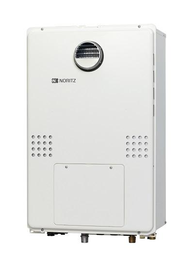 【最安値挑戦中!最大25倍】ガス温水暖房付ふろ給湯器 ノーリツ GTH-C2461SAWD BL シンプル(オート) 2温度外付 屋外設置形(PS標準設置形) 24号 リモコン別売 [♪◎]