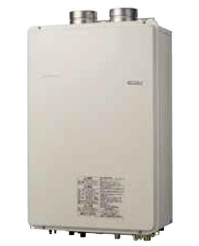 【最安値挑戦中!最大25倍】ガス給湯器 パロマ FH-E1612FAFL リモコン別売 屋内設置 FF式設置フリータイプ フルオート 壁掛型 16号