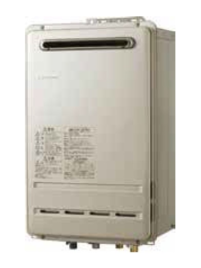 【最安値挑戦中!最大25倍】ガス給湯器 パロマ FH-C2010AWL リモコン別売 屋外設置 設置フリータイプ コンパクトオート 壁掛型・PS標準設置型 20号 [∀]