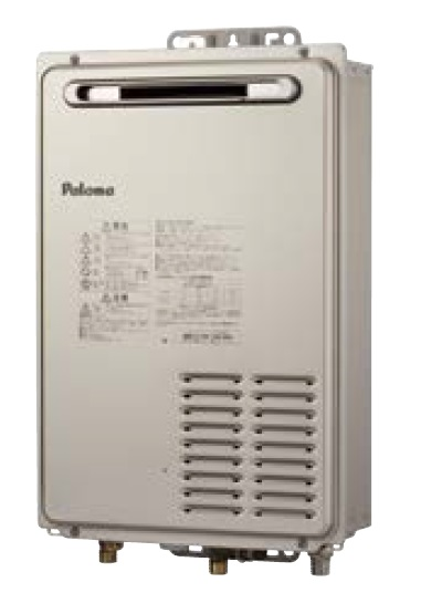 【最安値挑戦中!最大34倍】ガス給湯器 パロマ PH-2003W リモコン別売 屋外設置 コンパクトスタンダード 壁掛型・PS標準設置型 20号