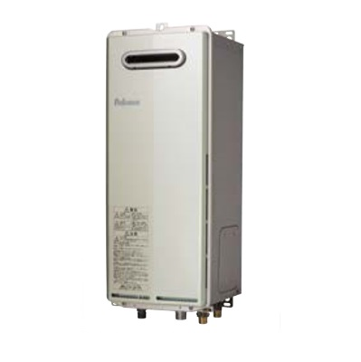 【最大44倍スーパーセール】ガスふろ給湯器 パロマ FH-S2010AW リモコン別売 屋外設置 設置フリータイプ オート 壁掛型・PS標準設置型 20号