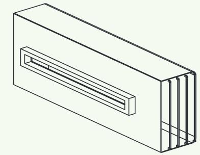 【最安値挑戦中!最大25倍】給湯器部材 パロマ 【L25】(51919) オプション部品 側方排気カバー