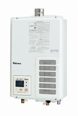 【最安値挑戦中!最大25倍】ガス給湯器 パロマ PH-163EWFS リモコン付属 屋内壁掛け FE式(給湯専用)コンパクトスタンダードタイプ 壁掛け型 16号 [〒]