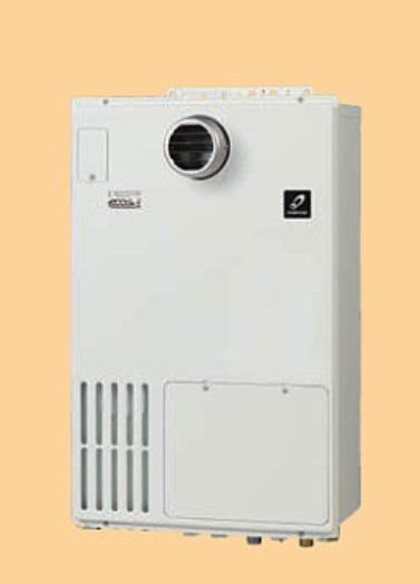 【最安値挑戦中!最大24倍】ガスふろ給湯器 パーパス GH-HD240ATH6 エコジョーズ オート 24号 PS標準設置兼用 ※受注生産 [♪◎§]