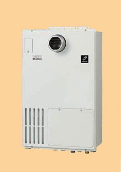 【最安値挑戦中!最大24倍】ガスふろ給湯器 パーパス GH-H240ZWH6 エコジョーズ フルオート 24号 PS標準設置兼用 [♪◎]