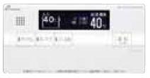 【最安値挑戦中!最大34倍】ガス給湯器 部材 パーパス FC-712E 浴室リモコン 呼び出し機能・エコ運転ボタン付 [◎]