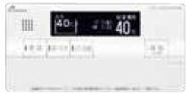 【最安値挑戦中!最大34倍】ガス給湯器 部材 パーパス FC-713E 浴室リモコン インターホン・エコ運転ボタン付 [◎]