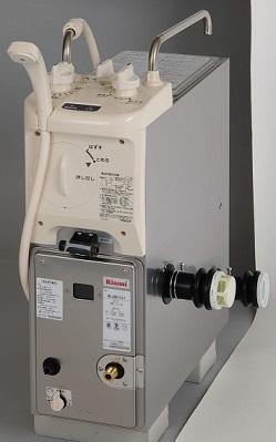 【最安値挑戦中!最大25倍】ガスふろがま リンナイ RBF-ASBND 一般地用 前面給水(FX) BF式 6.5号 ダクト設置用 ※受注生産品 [≦§]
