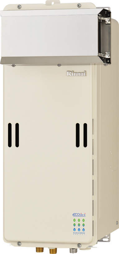 【最安値挑戦中!最大34倍】ガス給湯器 リンナイ RUX-SE1610A 給湯専用タイプ ユッコ 16号 アルコーブ設置型 15A [≦]