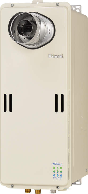 【最安値挑戦中!最大34倍】ガス給湯器 リンナイ RUX-SE2010T-L 給湯専用タイプ ユッコ 20号 PS扉内設置型/PS延長前排気型 15A [≦]